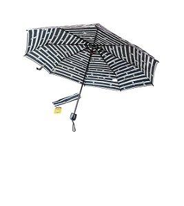 Guarda-chuva Mini Feminino Preto Snoopy SP3908