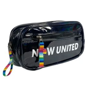 Necessaire Now United Original Preta NU3278PT