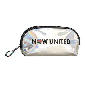 Necessaire Now United Prata NU3277PR