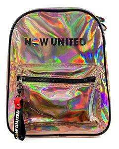 Bolsa de Costas Now United Original Rose NU3275RS