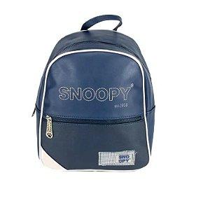 Mochila Snoopy Azul SP12003AZ