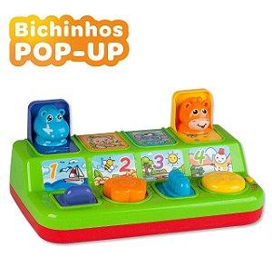 Bichinhos pop-up - ZP00752 - Zoop Toys