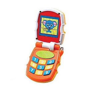 Brinquedo Baby Phone - Zoop Toys - ZP00025