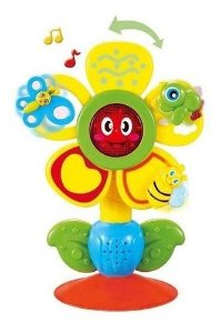 Brinquedo Educativo Musical Flor Do Bebê - Zoop Toys