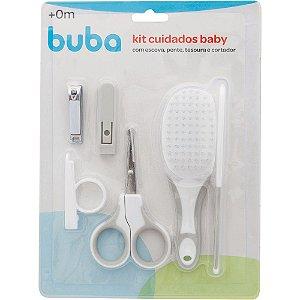 Kit Cuidados Baby Cinza- buba