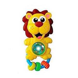 Amigo Chocalho Leãozinho - Zoop Toys