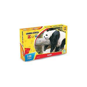 Quebra Cabeça Zoo Panda - Nig