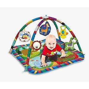 Tapete Centro De Atividades Para Bebês Original Zoop Toys