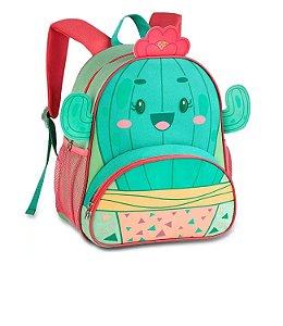 Mochila de Costas Clio Pets Cactus