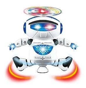 Robô Dançarino Divertido - Zoop Toys