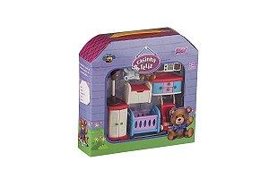 Miniaturas Happy Family Zoop Toys