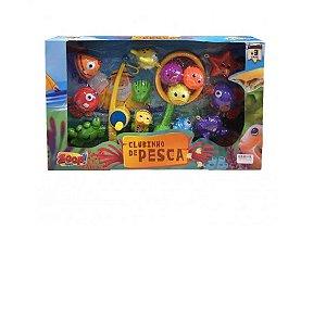 Clubinho de Pesca - ZP00664 15 Peças - Zoop Toys