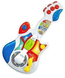 Guitarra Musical Madagascar  DreamWorks -  Zoop Toys