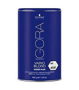 Igora Vario Blond SUPER PLUS Pó Descolorante Powder Lightener Schwarzkopf 450g