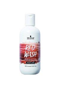 Shampoo Tonalizante Bold Color Wash Vermelho Intenso 300ml Schwarzkopf Professional