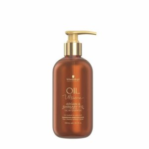 Óleo em Shampoo Oil Ultime Argan & Barbary Fig 300ml Schwarzkopf Professional