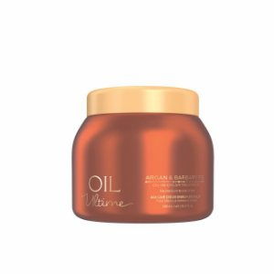 Máscara em Creme Oil Ultime Argan & Barbary Fig 500ml Schwarzkopf Professional