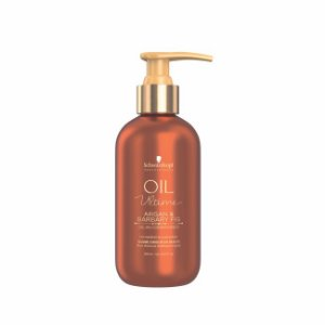 Óleo em Condicionador Oil Ultime Argan & Barbary Fig 200ml Schwarzkopf Professional