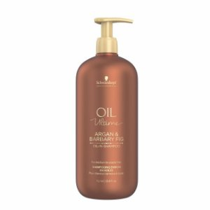 Óleo em Shampoo Oil Ultime Argan & Barbary Fig 1L Schwarzkopf Professional