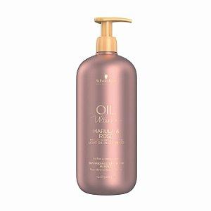Óleo em Shampoo Leve Oil Ultime Marula & Rose 1L Schwarzkopf Professional