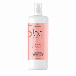 Shampoo Micellar BC Peptide Repair Rescue 1L Schwarzkopf Professional
