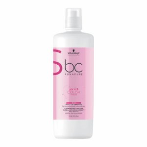 Shampoo Micellar Enriquecido BC pH4.5 Color Freeze 1L Schwarzkopf Professional