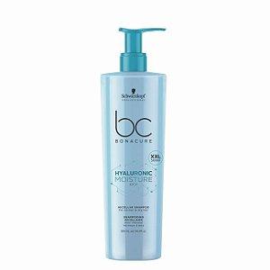 Shampoo Micellar BC Hyaluronic Moisture Kick 500ml Schwarzkopf Professional
