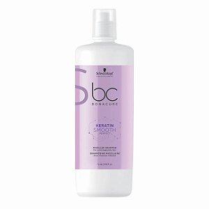 Shampoo Micellar BC Keratin Smooth Perfect 1L Schwarzkopf Professional