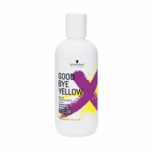 Shampoo Neutralizante Goodbye Yellow 300ml Schwarzkopf Professional
