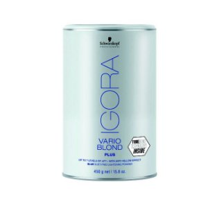 Igora Vario Blond PLUS Pó Descolorante Powder Lightener Schwarzkopf 450g