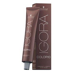 Coloração Igora Royal Color 10 4-00 Castanho Médio Natural Extra 60ml Schwarzkopf