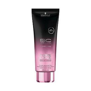 Shampoo Fibre Force Fortifying Bonacure Schwarzkopf Professional 200ml