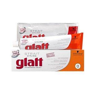 Strait Therapy Glatt Força 0 Kit Alisante Schwarzkopf Professional 82ml+2x40ml
