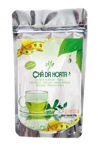 Chá da Horta Organza - Ajuda Emagrecer