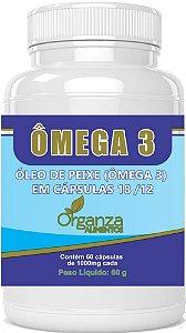 Omega 3 1000g - 60 Capsulas