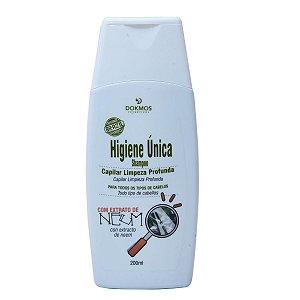 Shampoo Higiene Unica Capilar 200ml