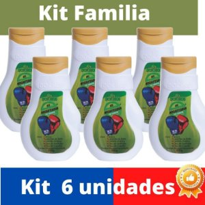 Kit 6 Unidades - Gel Nocauteador Dokmos 200g - R$ 22,50/und