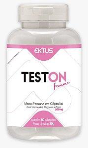 Teston Femme - Ektus - Maca Peruana 500g