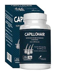 Capillohair - Organza - 60capsulas 500mg