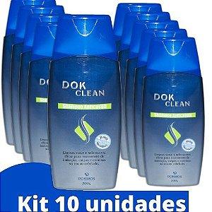 Shampoo Anti Caspas Dok Clean Kit 10und