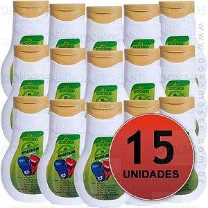 GEL NOCAUTEADOR - COMBO 15 UNIDADES DOKMOS - 200g  C/ 41% DE DESCONTO