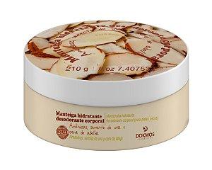 Manteiga Hidratante Amendoas Semente de Uva e Cera de Abelha - Pela Seca 200gr