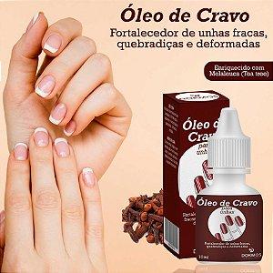 Oleo De Cravo Para Unhas 10ml