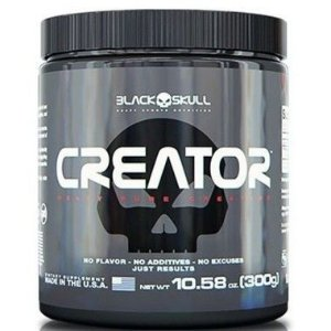 Creator 300g - Black Skull