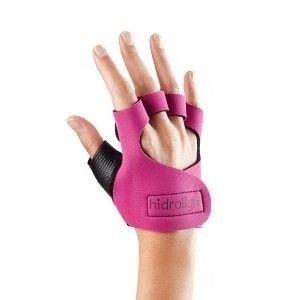 Luva Para Musculação Pink M - Hidrolight