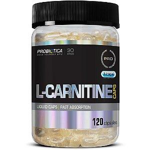 L-Carnitine 120 Cápsulas - Probiótica