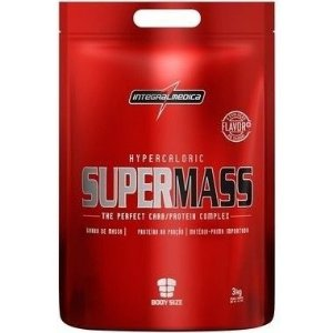 Hipercalórico Super Mass 3kg - IntegralMédica