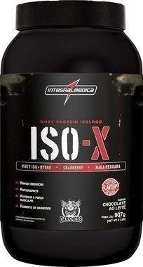 ISO-X Pote 907g - IntegralMédica