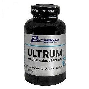Multivitamínico Ultrum 100 Tabletes - Performance Nutrition