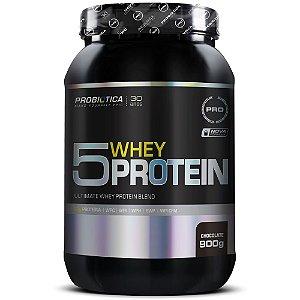 5 Whey Protein 900g - Probiótica